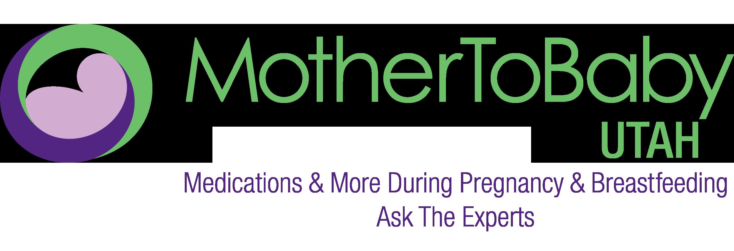 MotherToBaby Utah Logo